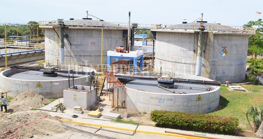 Reclama Gobernador: cortan luz en planta de aguas negras La Paz