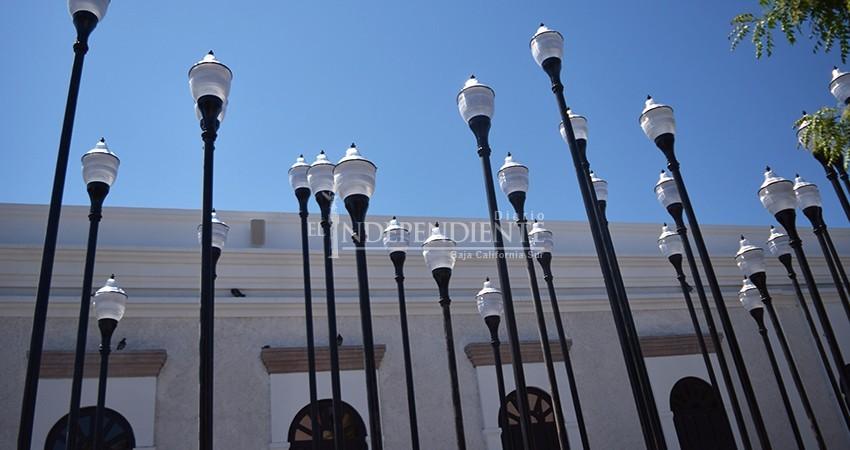 """Hay """"autorización"""" del INAH para nuevas lámparas solares: Sepuim"""