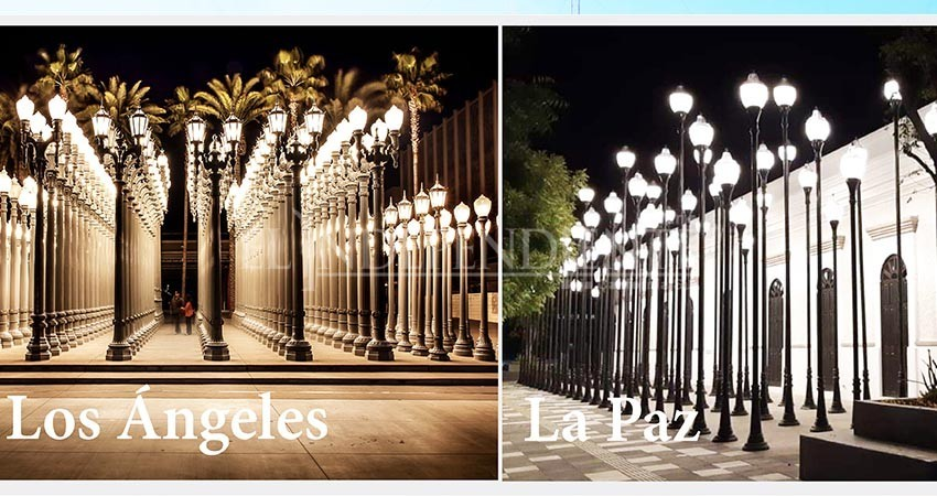Cada lámpara del Centro nombrará a familia que la donó: Notario
