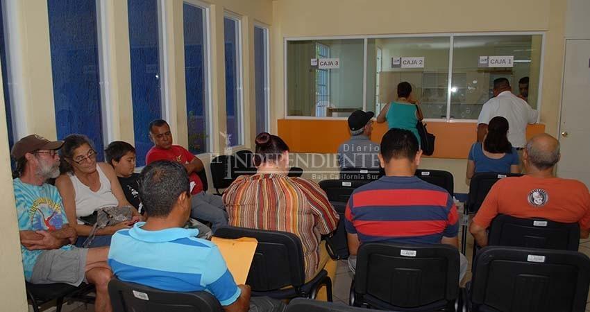 Se derrumbó totalmente recaudación durante abril: Alcalde La Paz