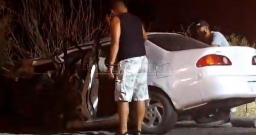 Muere un sargento de la Sedena en accidente automovilístico