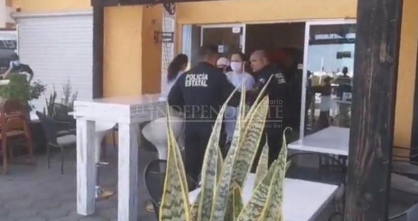 Extorsión por presunto secuestro exprés esta tarde en CSL