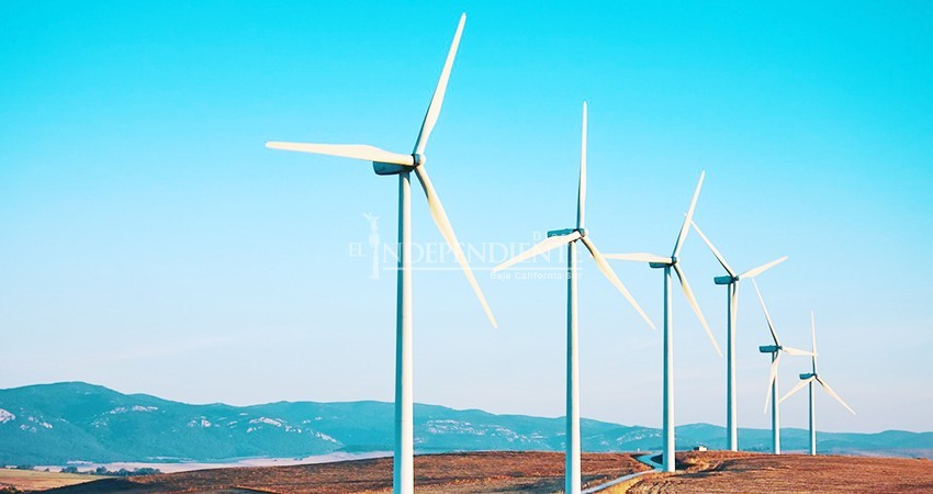 Turbinas eólicas aportaran hasta 50mw al sistema eléctrico de La Paz