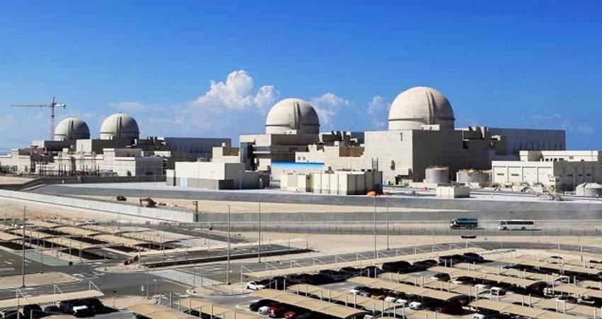 Inaugura Emiratos Árabes Unidos primera planta nuclear del mundo árabe