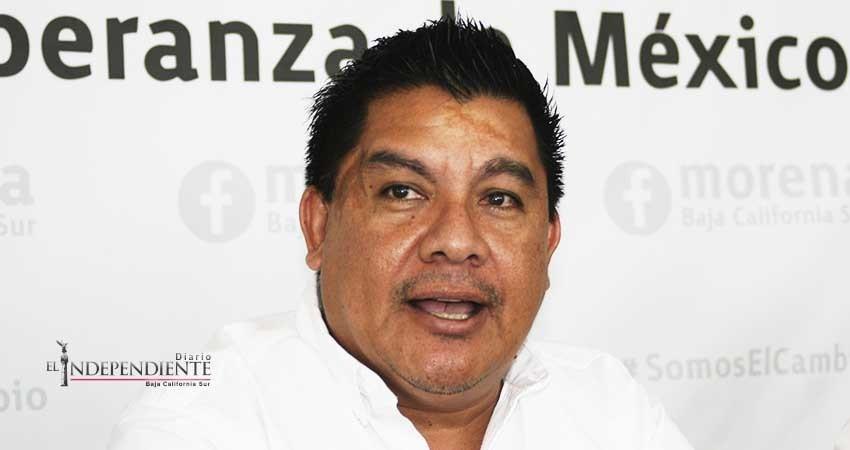 """""""PAN y circo"""" la visita de Peña Nieto a Los Cabos: Morena"""