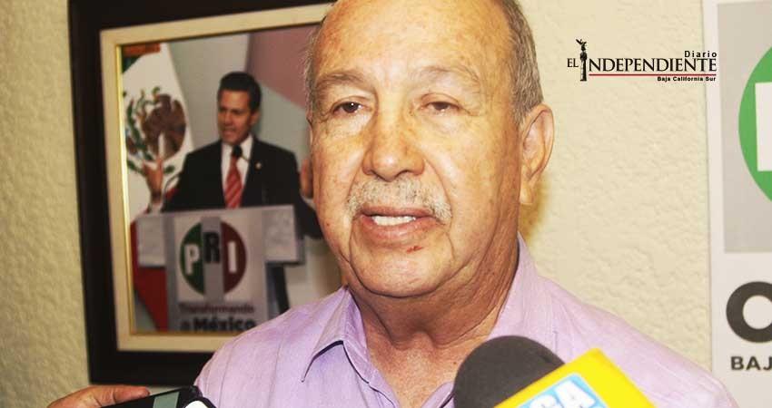 Monroy sigue siendo priista y tiene derecho a defenderse: Salgado Cota