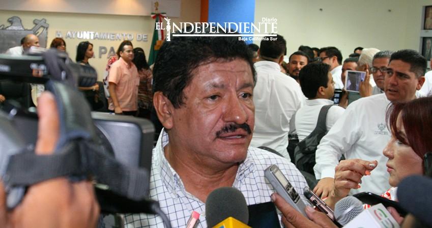 Apoyará el municipio absorción de bomberos, paramédicos y rescatistas de La Paz