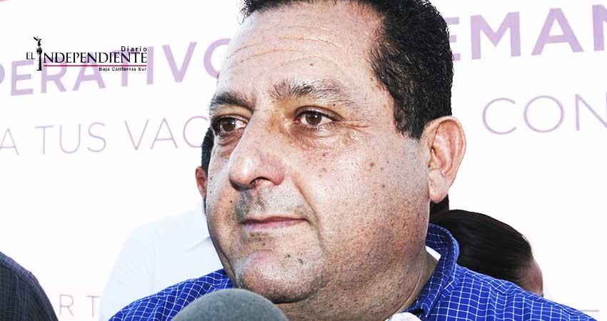 Apoyaré al candidato presidencial que designe el PAN: Carlos Mendoza