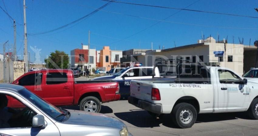 Dos ejecutados más en La Paz, en la colonia Santa Maria