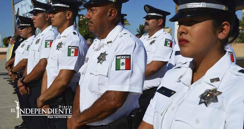 Inicia operaciones la Policía Turística de La Paz