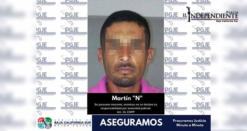 Aseguran a dos personas y 565 dosis de sustancias ilícitas en Guerrero Negro