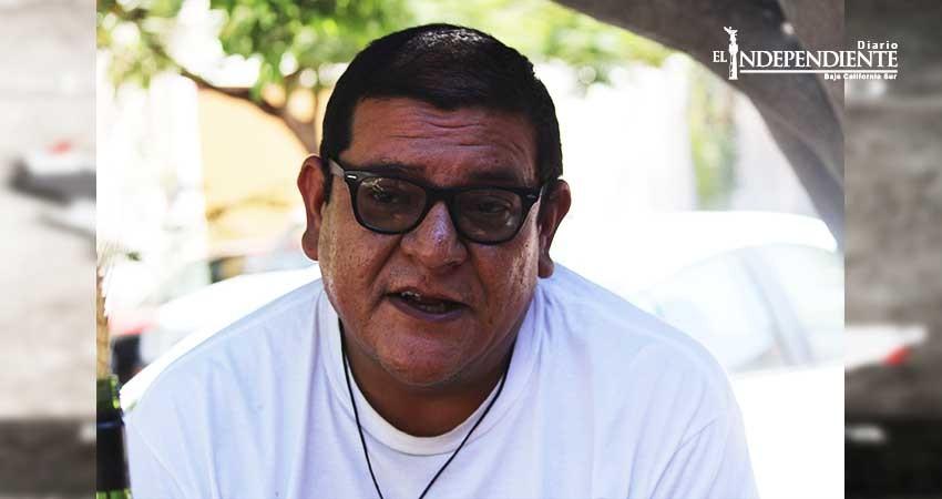 """""""Tocar el miedo"""" haciendo periodismo, una experiencia fuerte: Modesto Peralta"""