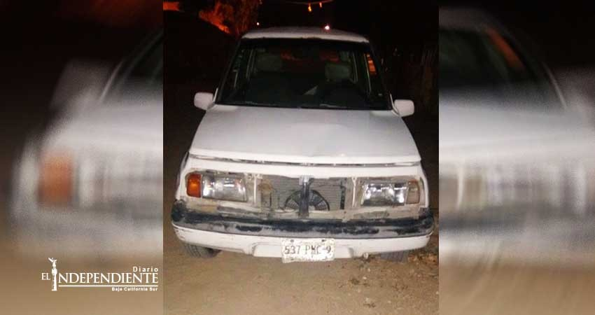 Fueron localizados 7 vehículos con reporte de robo en La Paz