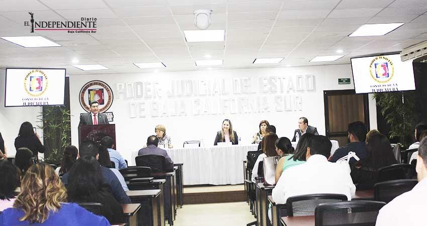 Firma de convenio de colaboración académica entre poder judicial y federación mexicana de colegios de abogados