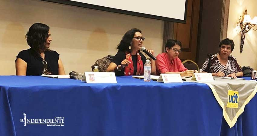Frente Feminista Nacional de BCS pide declaratorio de alerta de violencia de género