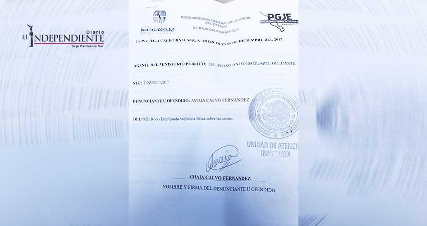 Delincuencia y nula actuación de autoridades obligan a turista extranjera a dejar BCS en menos de 24 horas