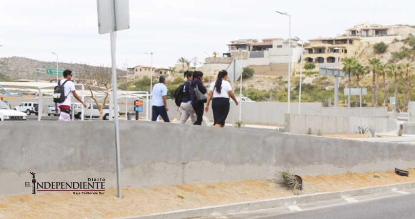 """Critican el proyecto vial de Chedraui en San José del Cabo """"hace más peligroso el crucero"""""""
