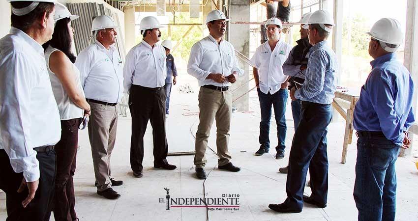 Con inversión de 221 mdp, IMSS BCSconstruirá 4hospitales y mejorará 2 unidades