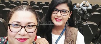 Mujeres empoderadas en el periodismo de BCS