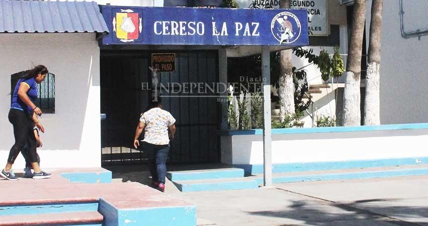 Continúan las acusaciones contra el sistema del Cereso de La Paz