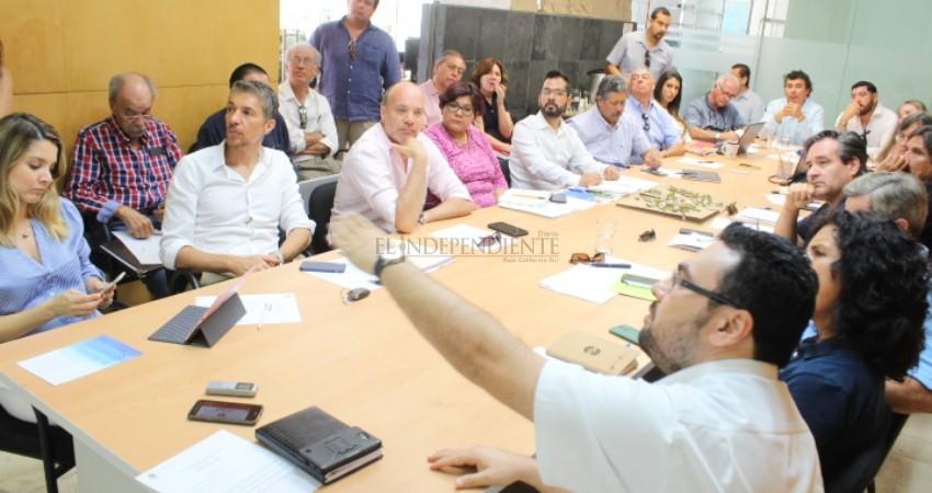 Traerán especialista para buscar solución integral a glorieta de Fonatur