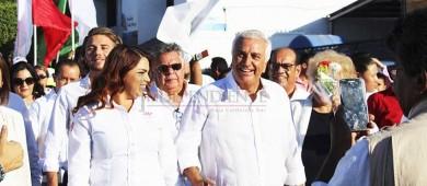"""Recuperaremos a La Paz""; se registra Pepe Hevia del PRI por la alcaldia de La Paz"