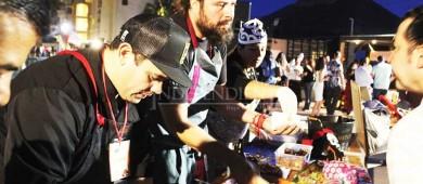 Todo un éxito segunda edición del Taco Fest Los Cabos