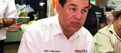 """""""No soy pro minero, en mi administración nadie va a tocar Sierra La Laguna"""": Ruben Muñoz"""