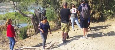 Familiares de personas desaparecidas realizan búsqueda de fosas clandestinas