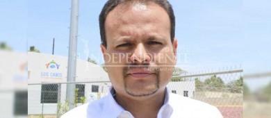 Administración del Agua de CONAGUA BCS, desconoce si bordo de protección es obra suya