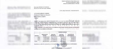 Duplica SEP presupuesto para telebachilleratos; reduce presupuesto para equipamiento