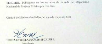 Expulsan a Fernanda Villareal del ONMPRI de BCS