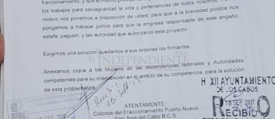 Vecinos retan a funcionarios a que pasen un huracán en Puerto Nuevo y confirmen si los edificios son habitables