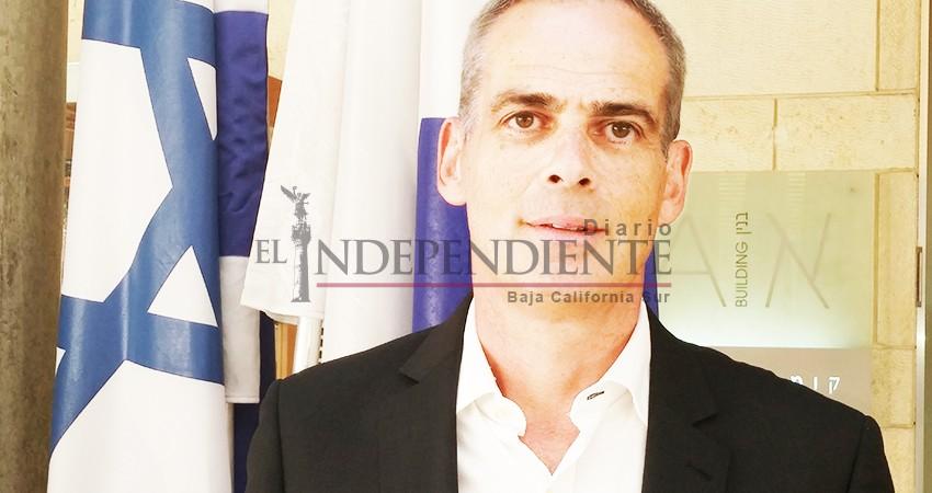 Suspenden visita del embajador israelí; lo esperaban con protestas