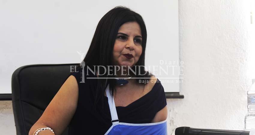"""En """"Lamentables condiciones"""" dejaron al Ayuntamiento de Los Cabos: Armida Castro"""