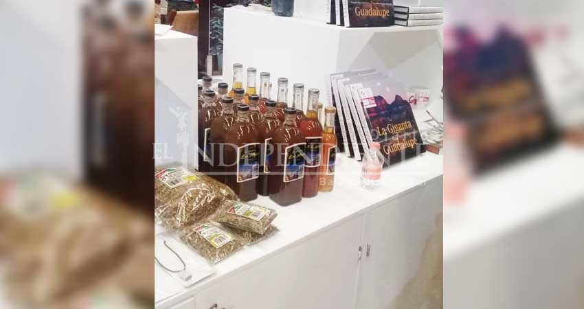 Productores Sudcalifornianos presentes en la Expo Forestal de Guadalajara