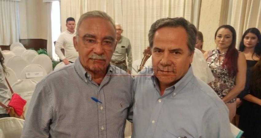 Coinciden CROC y CCE La Paz y el Dip Ramiro Ruiz en la necesidad de modernizar el transporte en BCS