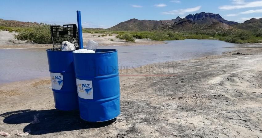 Residencial no tiene acueducto para verterdesechos en playas del Tecolote