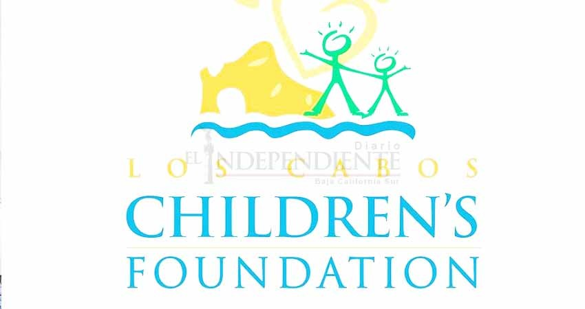 Los Cabos Children´s Fundation destinará 24 mdp para beneficio de siete mil 500 niños