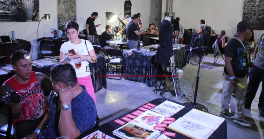 Los Cabos Tattoo Fest 2018 logra afluencia de más de 2 mil personas