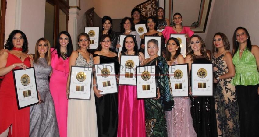 Joven sudcaliforniana recibe el Premio Nacional de la Mujer 2018