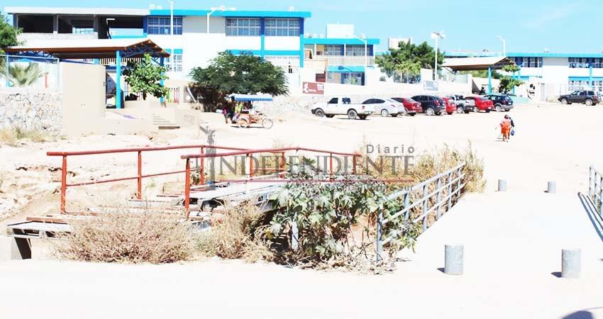 Peligro: Zona Escolar de Chulavista