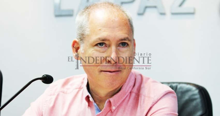 Propuesta de pago por alumbrado en La Paz viene de CFE México: Tesorero Ayuntamiento