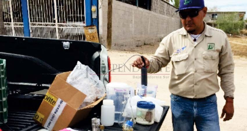 Estudio revela altos niveles de arsénico en 19 pozos de agua de La Paz