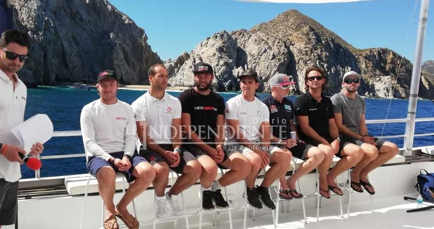 Extreme Sailing Series deja 20 mdp en derrama económica para Los Cabos