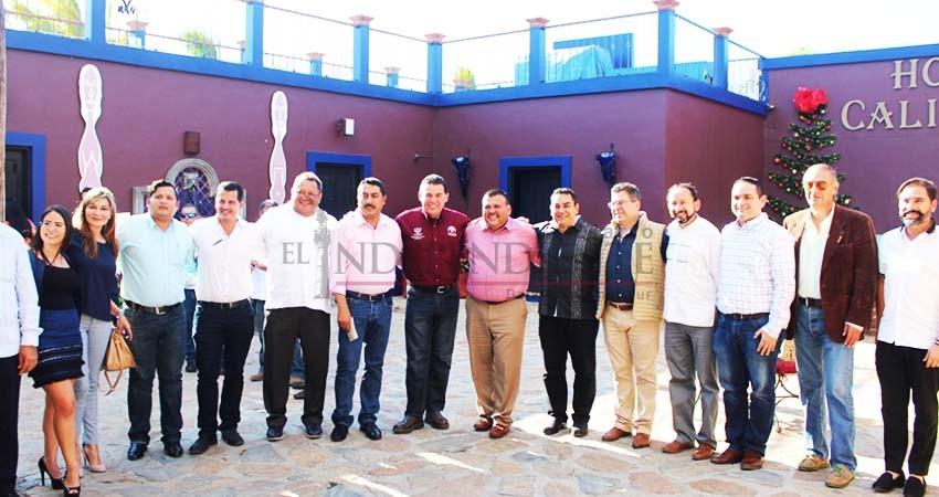 Firman acuerdo de Hermanamiento de pueblos mágicos de La Paz y Álamos