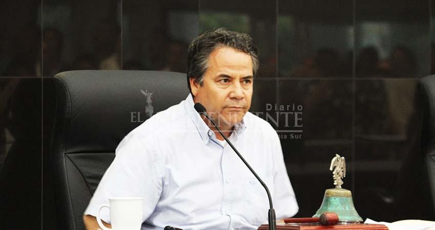 """Inicia periodo de """"receso"""" del Congreso de BCS"""