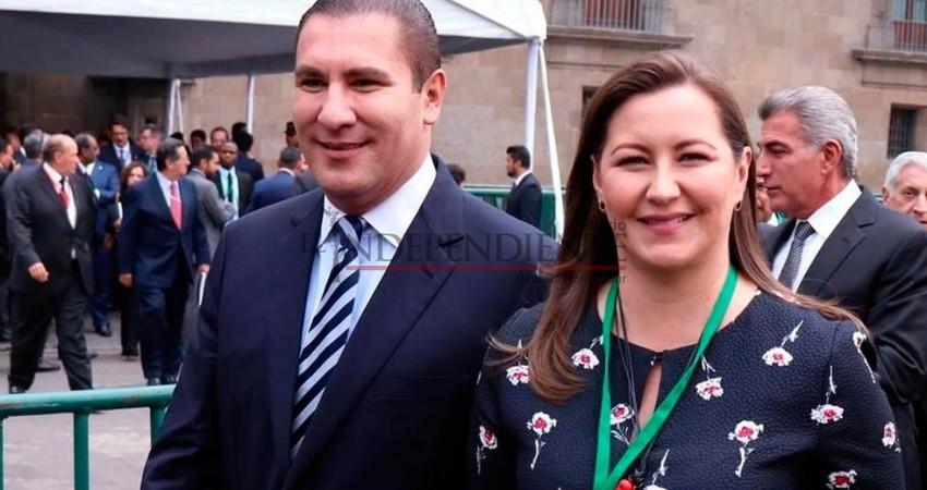Muere gobernadora de Puebla en desplome de helicóptero