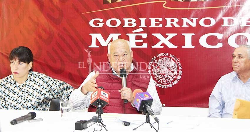 No se cancelan los apoyos para instancias infantiles en BCS: Castro Cosío
