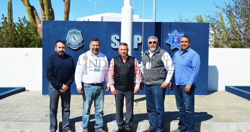 Trabaja la Secretaria de Seguridad Publica para acreditar el penal de La Paz